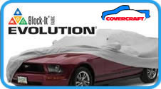Block-It Evolution Car Covers