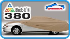 Block-It 380 Ready-Fit Car Covers