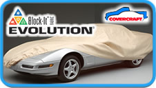 Block-It Evolution Ready-Fit Car Covers
